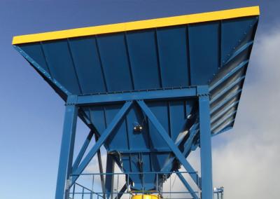 Silo plant for Kolding Port