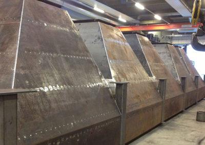 KVM – Concrete silo